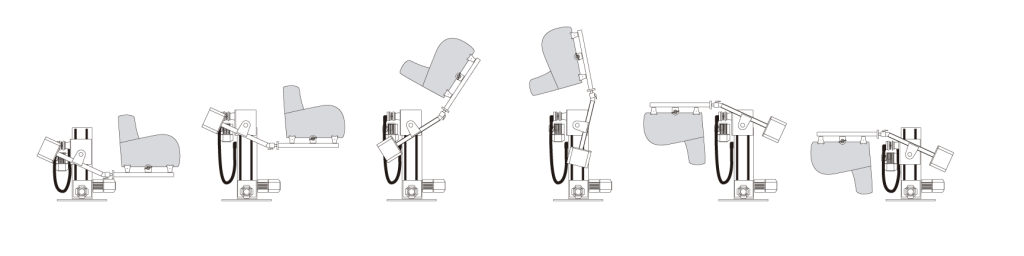 sofa handler positions
