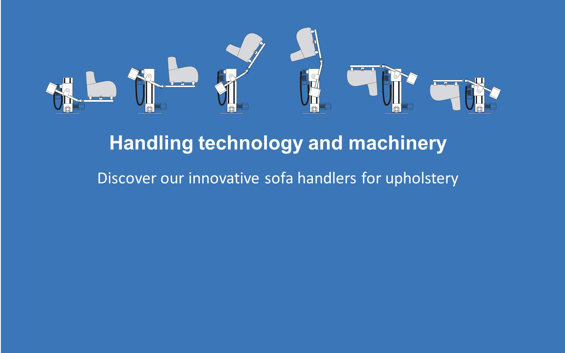Handling technology and machinery